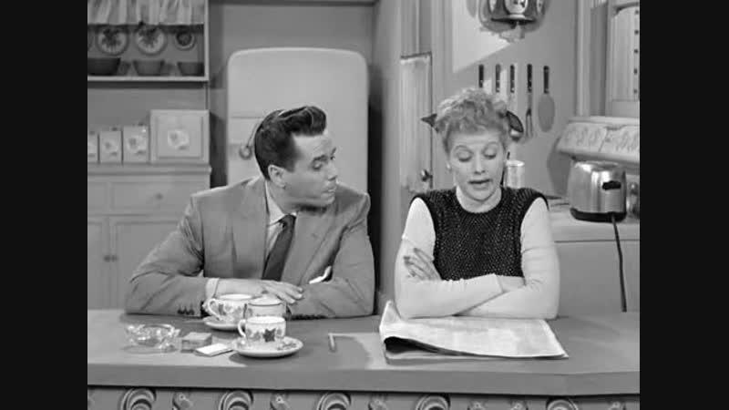 I Love Lucy - 014 - Show de Calouros