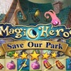 Magic Heroes: Save Our Park Game