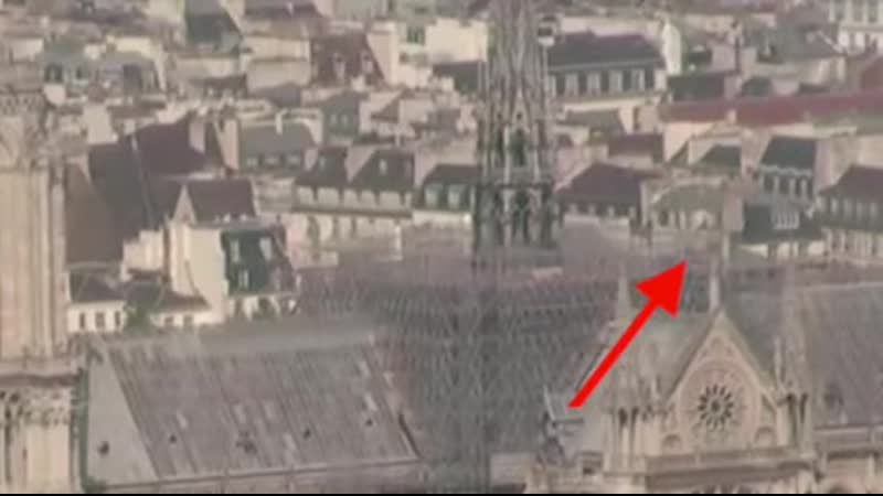Notre-Dame Fire - I found this video, what do you guys think of that