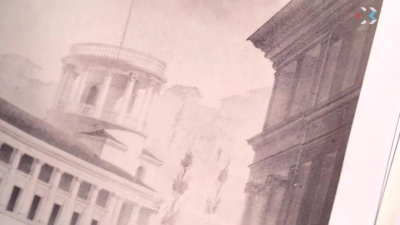 Алексей Комов (НОЦ УРБОТЕХ СевГУ) Икс-ТВ: «Севастополь: советская архитектурная традиция»
