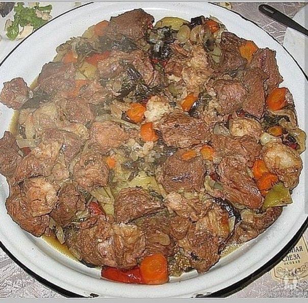 Блюда казахской кухни рецепты с фото
