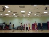 детский восточный танец