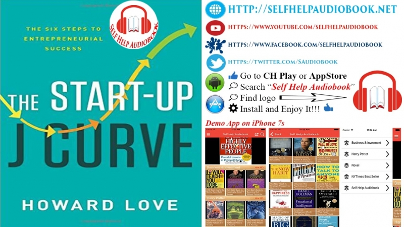 The Startup J Curve - Audiobook Full and Best Audio Books (Book 125) Part 2 [720p]