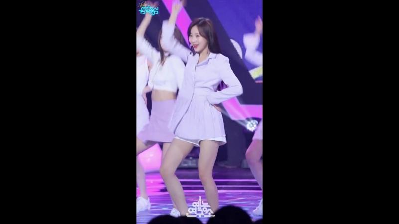 180519 [Индивидуальный фанкам - Сучжон] Lovelyz - You On That Day @ Music Core