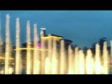 Полёт, Дубай 18 , Танцующий фонтан, Ночной Дубай, Elissa -музыка от души