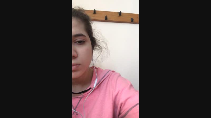Александра Хомяк — Live
