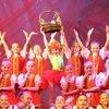 """Образцовая студия эстрадного танца """" Гран-При"""""""