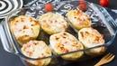 Patate Ripiene al Forno con Prosciutto e Formaggio Ricetta Facile e Veloce 55Winston55