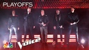 Backstreet Boys Sing Chances Live - The Voice 2018 Live Top 24 Eliminations
