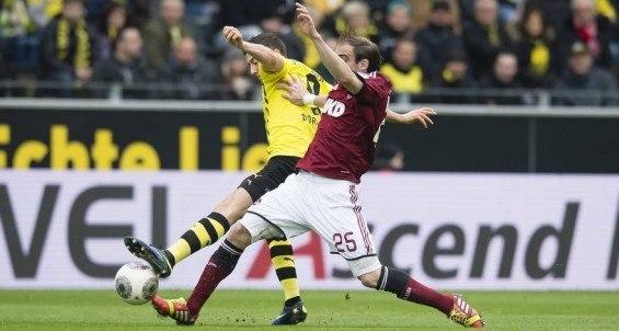 Судья матча нюрнберг- боруссия дортмунд