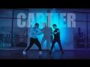 CARTIER    collaboration class [Emil Dalivalov & Sergey Martynov]