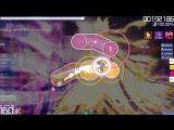 Osu! - KANA-BOON - Silhouette [Easy] - 100% Perfect/Double/HardRock [TheBlackPlay]