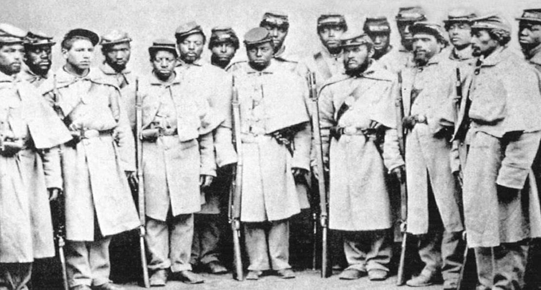 Солдаты южан