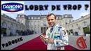 🎶 Lobby de trop Parodie de Charles Trenet