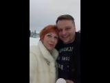 InstaLive - Оксана Сташенко и Александр Носик