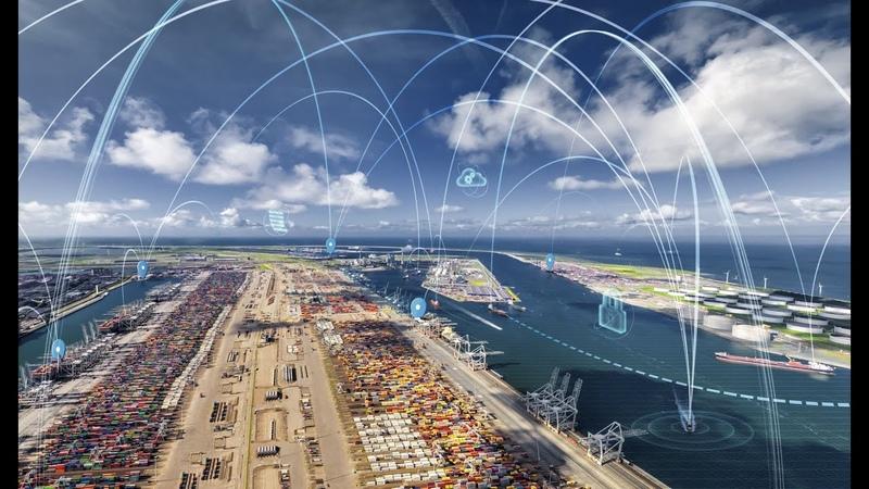 ⚓️⚓️⚓️ National Geographic Чудеса инженерии Порт Роттердама⚓️⚓️⚓️