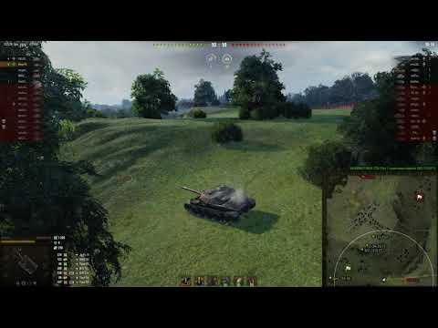 Приятный бой в топе списка на пт AMX Cda 105