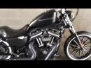 2009 Harley Davidson Sportster Iron 883 Bobber