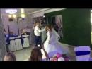 Наш первый свадебный танец. Мой ласковый нежный зверь. 18.08.2018 г.