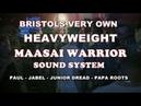 Maasai Warrior Mts Jah Voice @ Black Swan, Bristol. Fri 26th Sept 2014.