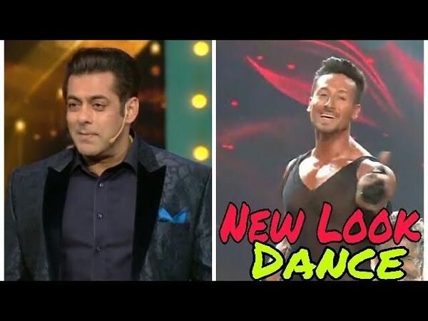 Salman Khan ka Swag wala Swagat Tiger Shroff Dance with Baaghi 2 on Star Screen Awards
