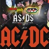 Rock-Halloween AS/DS (Official Tribute AC/DC)