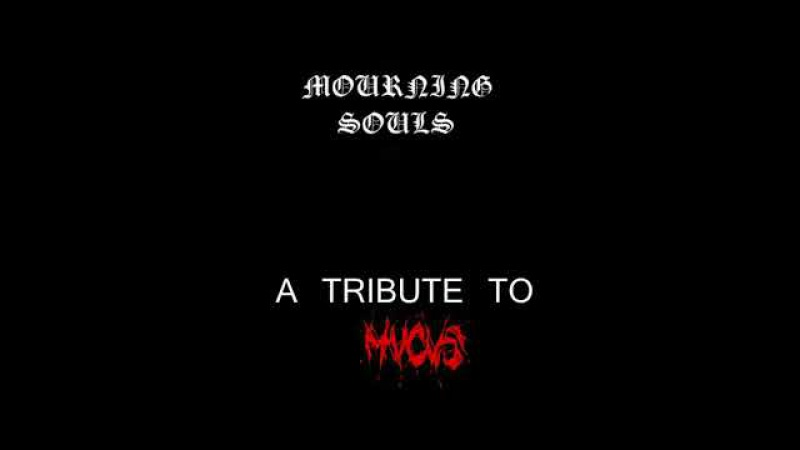 Mourning Souls - A Tribute to Mucus (Single : 2017)