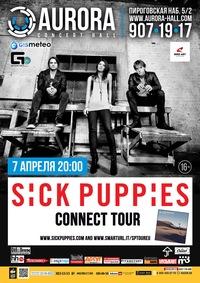 Sick Puppies  - 7 апреля / AURORA CONCERT HALL