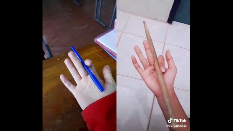 С ручкой кака то не то смотрится