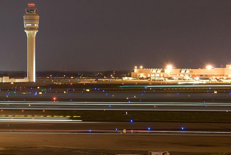 Крупнейший по загруженности аэропорт