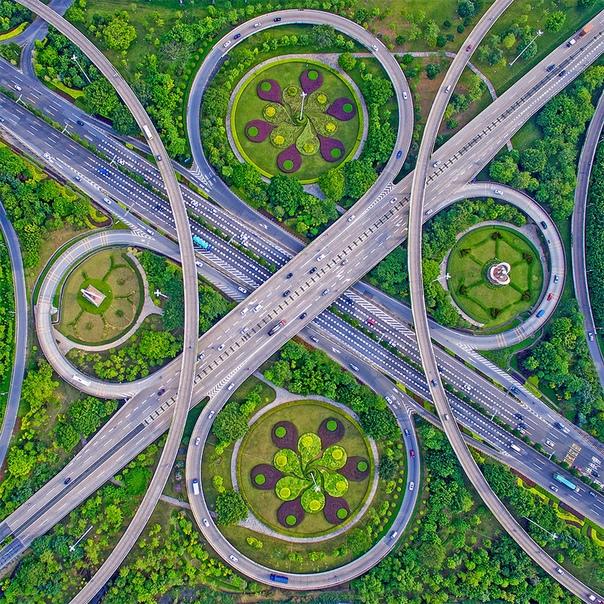 «Вальс скрещенных мостов» (Гуангдонг, Китай)