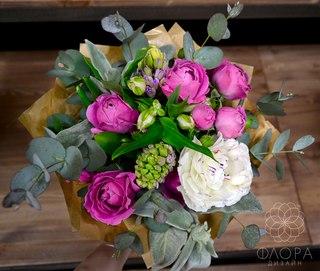 Цены на живые цветы в архангельске купить розы горшечные в минске