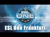 ESL One Frankfurt -24-03-2014 - WES Cyber News