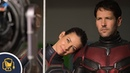 Marvel Sequels Talk With Paul Rudd and Evangeline Lilly Of Ant Man and The Wasp
