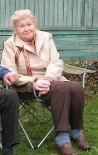 Анна Михайлова, 6 сентября 1930, id218868373