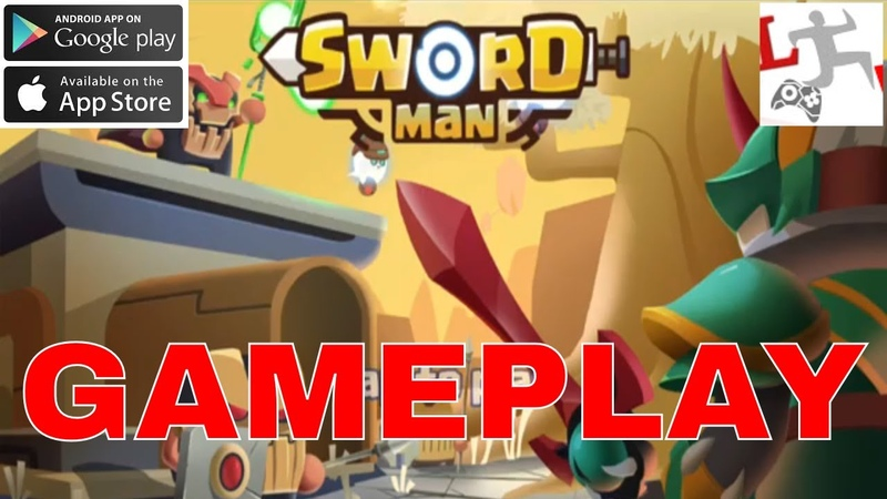 Swordman: Reforged IOS-Android-Review-Gameplay-Walkthrough