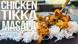 Grilled Chicken Tikka Masala Recipe SAM THE COOKING GUY 4K