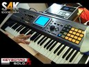 Roland Sonic Cell demo by S4K - audio usb module seq - space4keys