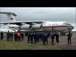 На Дальнем Востоке усилены группировки спасателей, военных и медиков в зоне паводков - Первый канал