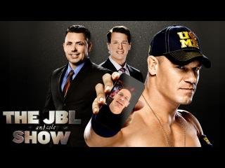 John Cena calls in! - The JBL & Cole Show Episode #41