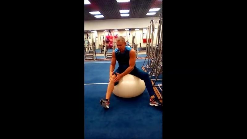 Восстановление коленного сустава. Умный фитнес. Качели Юлина. Ф,Ц,Сочи.