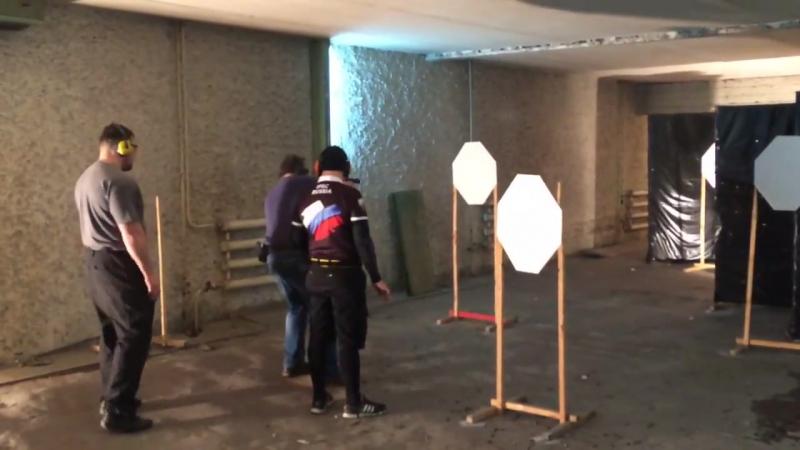 Самое первое упражнение на соревнованиях и первый опыт участия.
