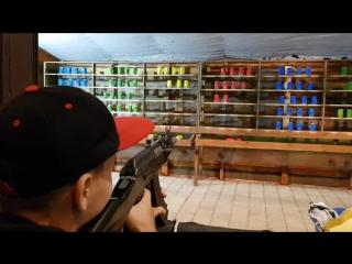 Маленький снайпер 18 из 20 мишеней всего 20 пуль)