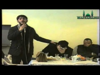 Erbein-Haci Zahir Mirzevi ve Seyyid Taleh.Imamin 40 merasimi-Sabirabad