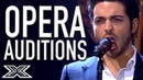 Out Of This World OPERA Auditions! | X Factor Global