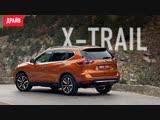 Обновлённый Nissan X-Trail — комментарий к тест-драйву
