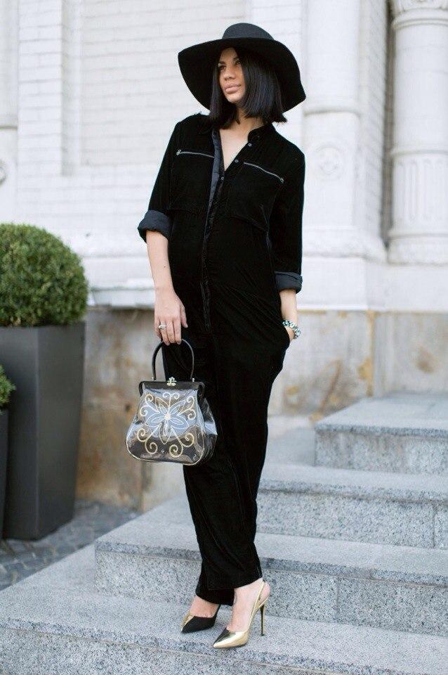 виктория десятникова street style fashion