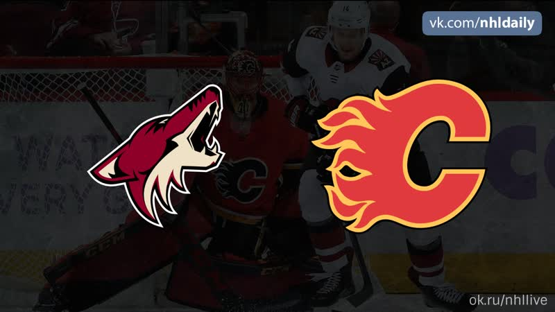 Arizona Coyotes – Calgary Flames, 19.02.2019