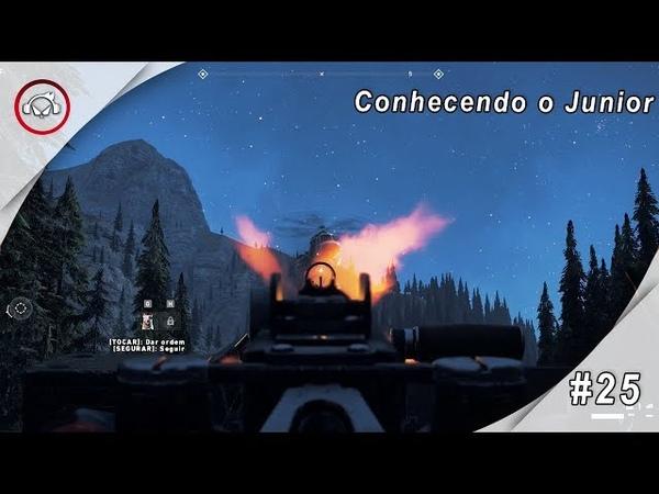 Far Cry 5, Conhecendo o Junior Gameplay 25 PT-BR