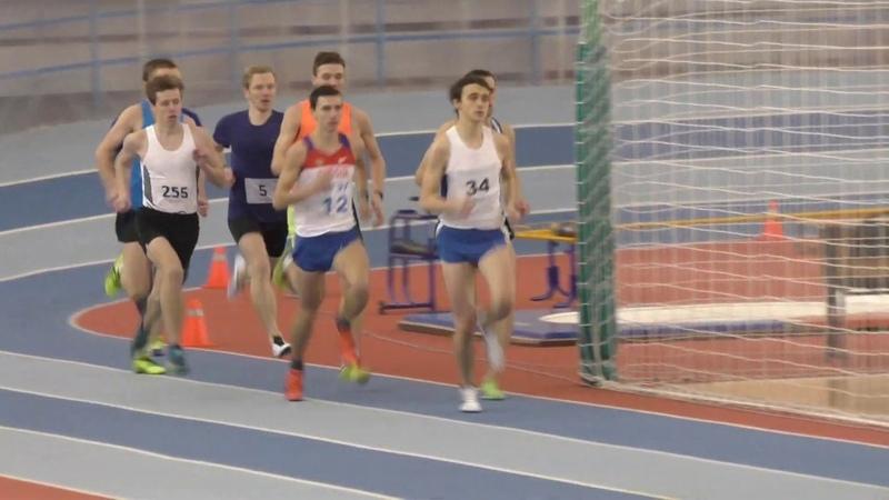 Мемориал Таланова-2018. Мужчины. 800 метров